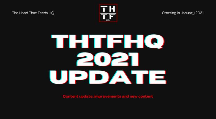 THTFHQ 2021 update