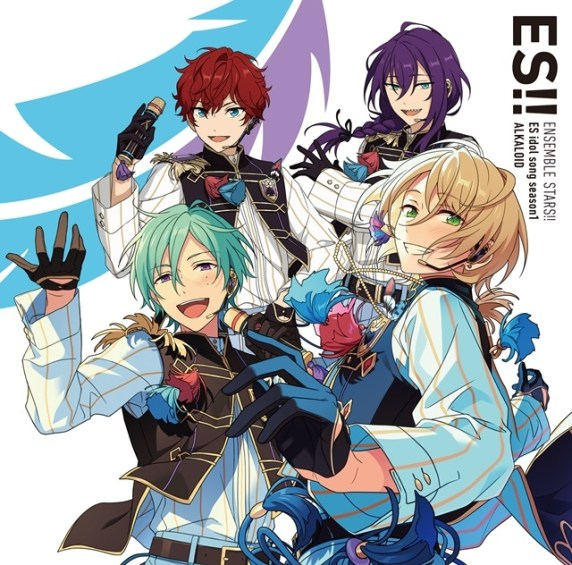Ensemble Stars ES Idol Song Season1 ALKALOID