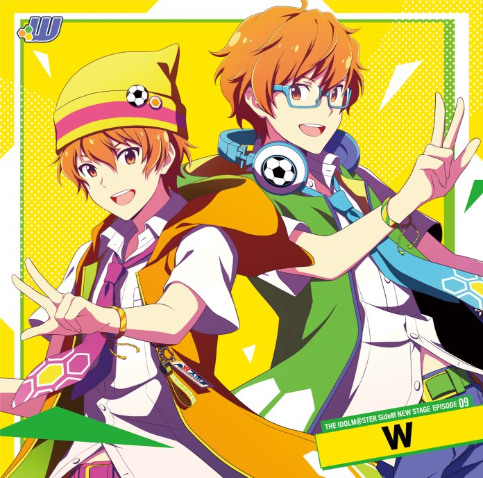 THE IDOLM@STER SideM NEW STAGE EPISODE W