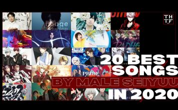 20 Best Songs by Male Seiyuu in 2020
