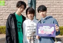 Eguchi Takuya no Oretachi Datte Iyasaretai! - Osaka no Tabi