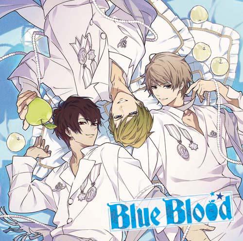 3 Majesty Blue Blood