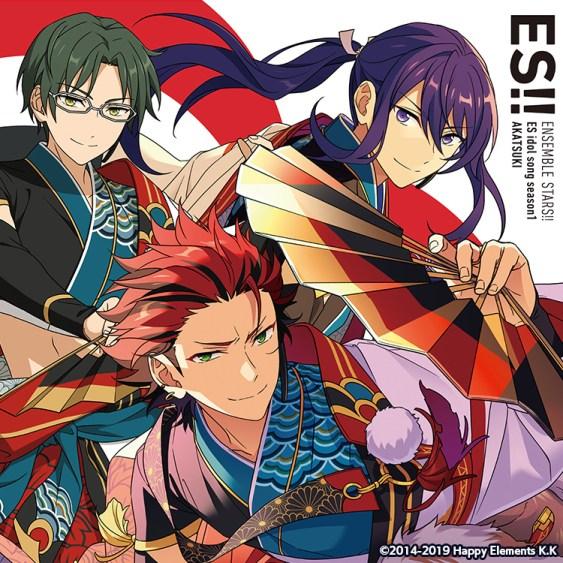 "Akatsuki ""Ensemble Stars!! ES Idol Song season1 Akatsuki"""