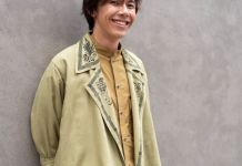 Takuya Sato POPEYE magazine August 2021
