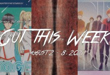 out this week 2 - 8 aug 2021