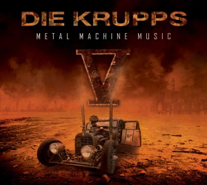 Die Krupps - V - Metal Machine Music