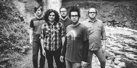 Motion City Soundtrack, Defeater, Rob Moir & Mad Caddies
