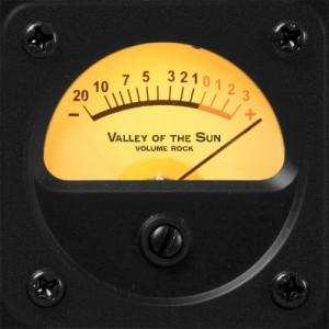 Valley Of The Sun - Volume Rock