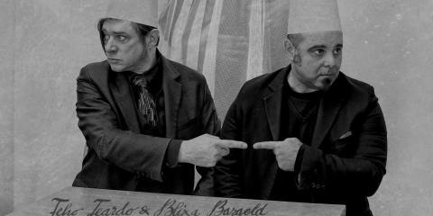 Teho Teardo & Blixa Bargeld