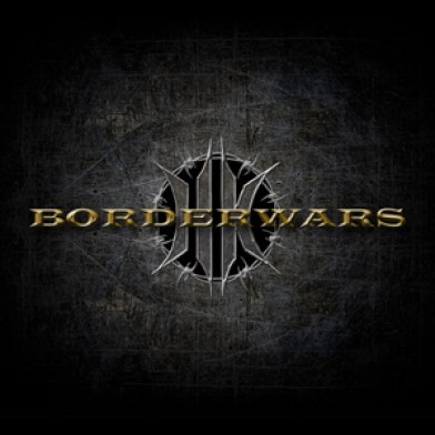 BORDERWARS - The Present Day - CD cover
