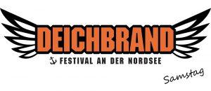 Deichbrand Logo schmal - Samstag