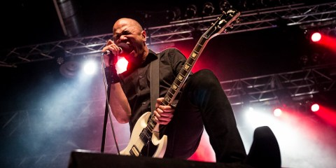 Danko Jones & Audrey Horne
