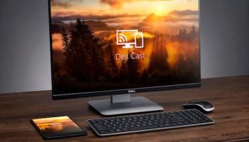 Dell Cast macht Android Tablet-Pcs zu Desktop-PCs