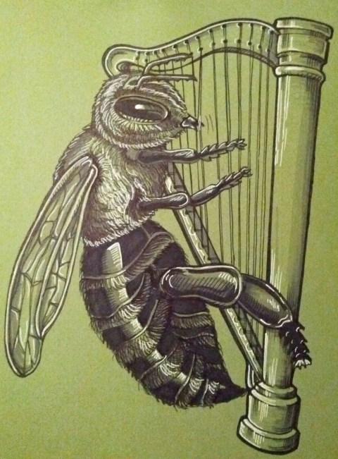 harp bee