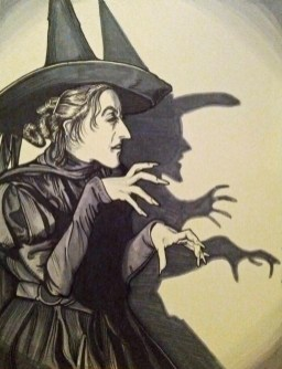 {wicked witch of the west} day 65
