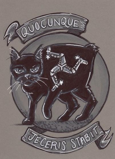13 - Black Cat