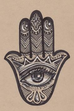 19 - Hamsa Hand