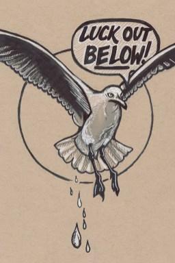 25 - Bird Poop