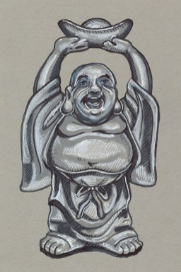 26 - Laughing Buddha