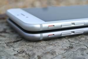 iPhone 6v Display löst sich