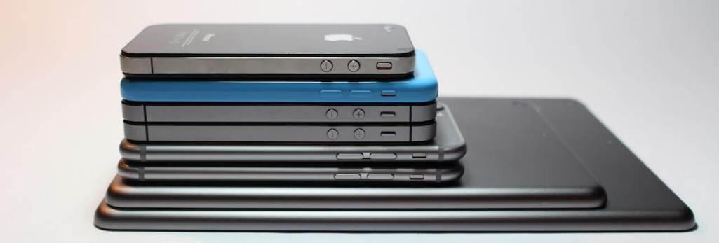 Iphone alle Größen reparieren