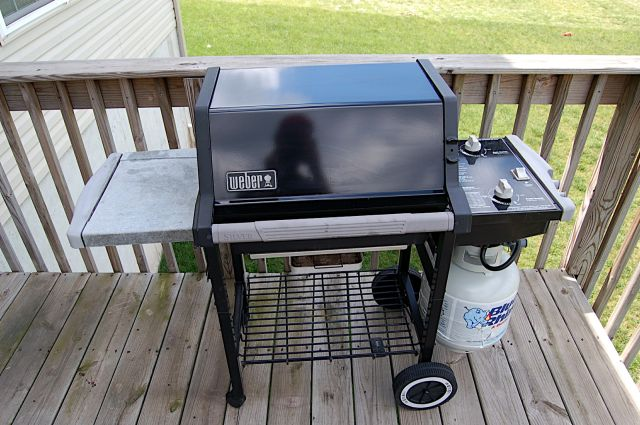 how to fix an old bbq grill. Black Bedroom Furniture Sets. Home Design Ideas