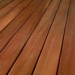 The newest generation of synthetc decking looks much more like real wood and has a much longer warranty.