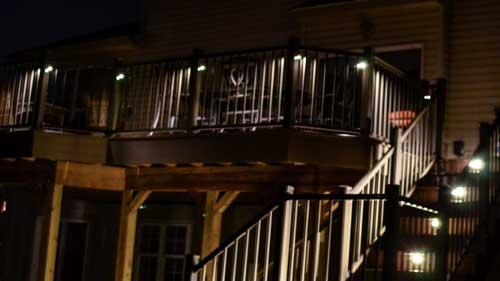 Deck Lighting Questions
