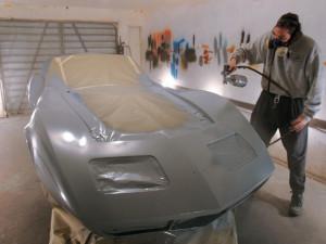 Auto Paint Body Collision Repair