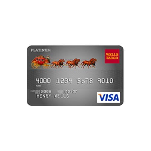 Wells Fargo Credit Cards - How to Establish Credit