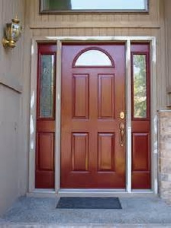 Front Door Paint Color Photos