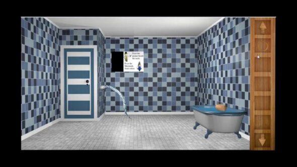 Walkthrough Escape the Bathroom 3D