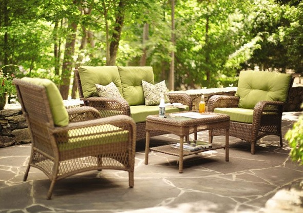 lowes patio furniture on clearance