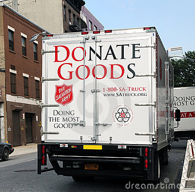 How to Arrange a Donation Pickup With the Salvation Army1