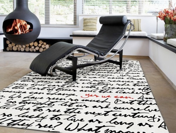 Modern Area Rug Home Designs Home