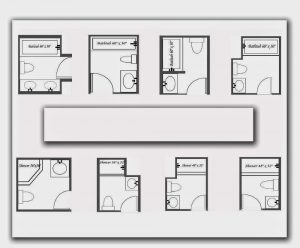 Bathroom Layouts Made Easy