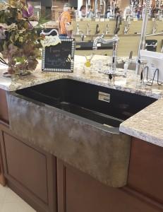 Stone Sink