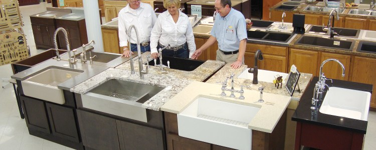 How to shop for your kitchen sink.