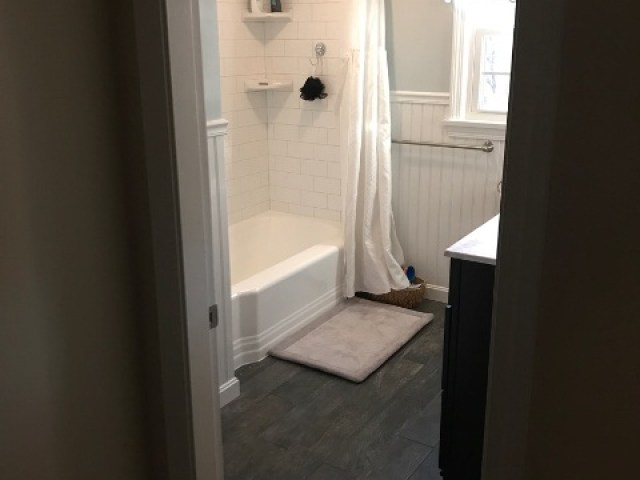 Bath Renovation