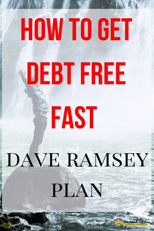 Dave Ramsey baby steps. How to save money.