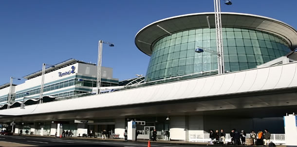 Image result for tokyo international airport haneda