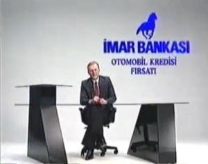 İmar Bankası Reklamı / Macit Beni Otomobillendir