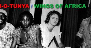 Musi O Tunya / Wings Of Africa / 1975