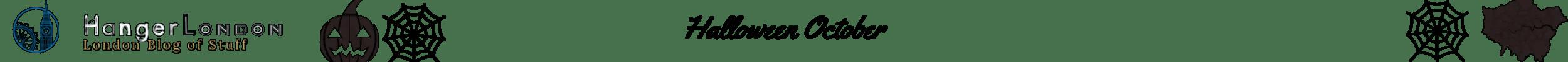 the london blog of stuff Halloween month
