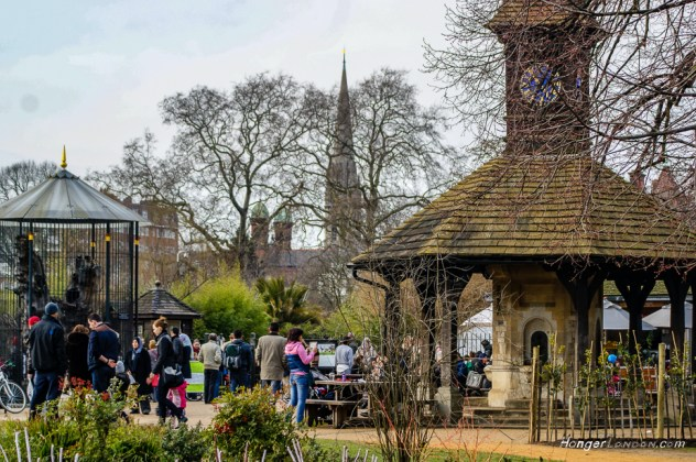 Princess Diana Memorial Playground Kensington