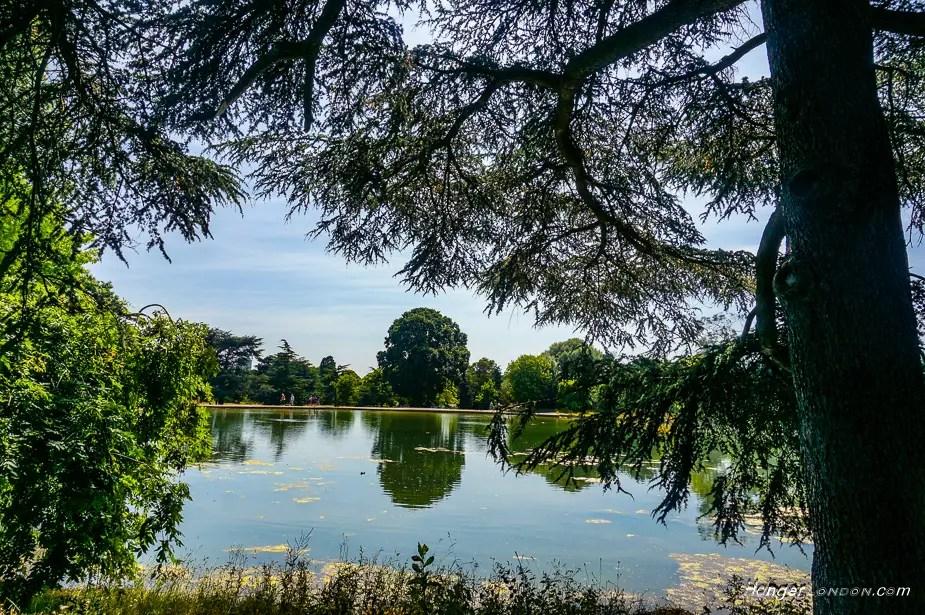 Gunnersbury Park view of the Lake