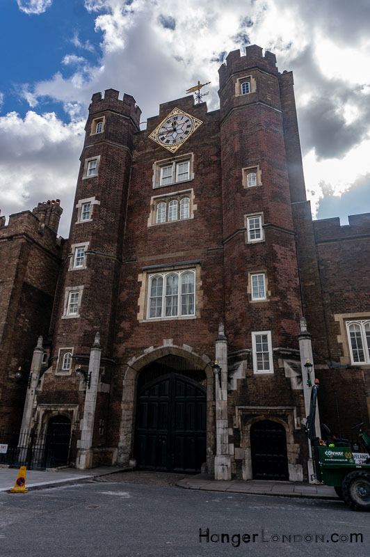 St Jame's Palace