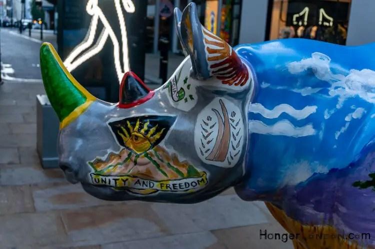 Rhino Art Trail: Art Design Showcase 1