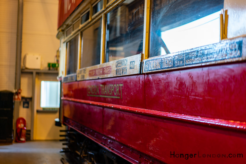 Tram London Transport Museum