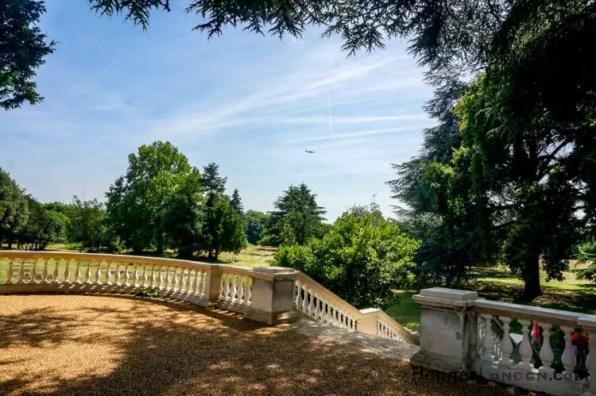 Gunnersbury Park Balcony